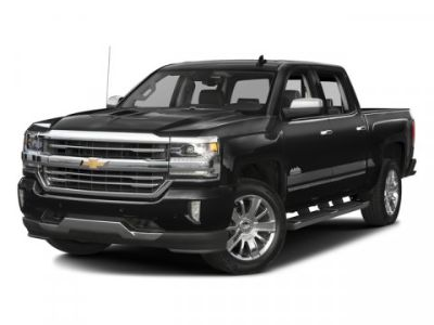 2017 Chevrolet Silverado 1500 High Country (Black)