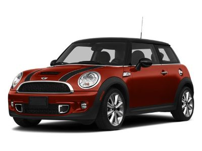 2013 MINI Cooper S (Eclipse Gray Metallic)