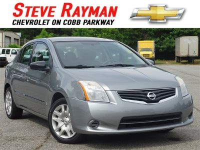 2012 Nissan Sentra 2.0 (Gray)