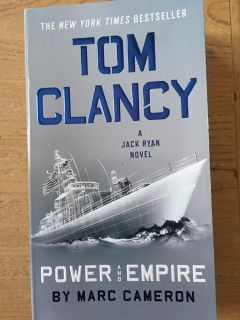 Power and Empire - novel by Clancy