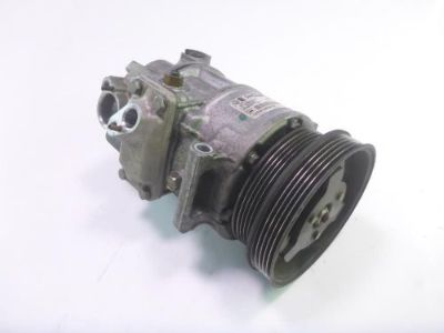 Purchase 03 VW Volkswagen Beetle A/C AC Compressor 1K0820803 motorcycle in Odessa, Florida, United States, for US $79.75