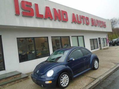 2004 Volkswagen New Beetle GLS (Dk Blue)