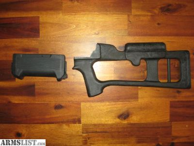 For Sale: Choate Dragunov Synthetic Stock For a AK-47/ MAK-90