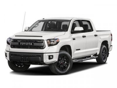 2017 Toyota Tundra Grade (White)