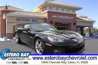 2013 Chevrolet Corvette Z16 Grand Sport (black)