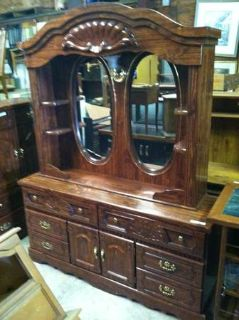 Dresser and Armoire (4610 Gholson Rd)