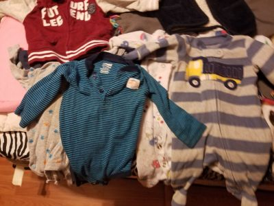 Baby boy clothes 6-9months