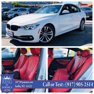 2016 BMW 3-Series 4dr Sdn 328i RWD South Africa (Alpine White)