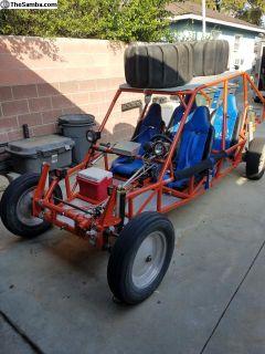 VW sand rail 4 seater