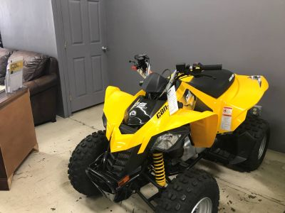2018 Can-Am DS 250 Sport ATVs Corona, CA