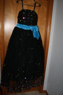 Prom Dress Not sure of size