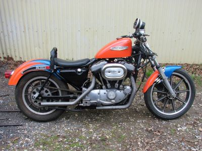 1988 Harley-Davidson 1200 XL Sportster (Modified) - Racing / Drag Bike! Sport Williamstown, NJ