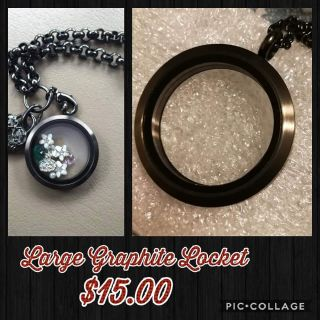 Floating locket necklaces/bracelet