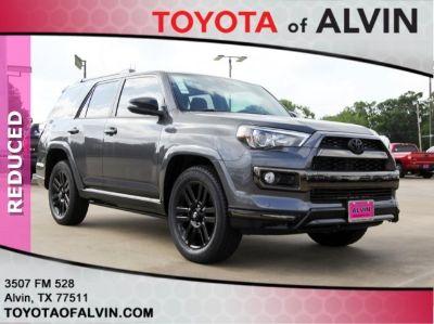 2019 Toyota 4Runner Limited (Gray)