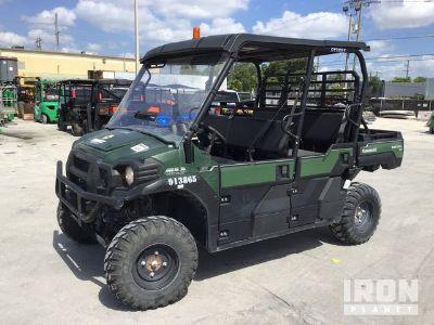 2017 Kawasaki Mule PRO-DXT 4x4 Utility Vehicle