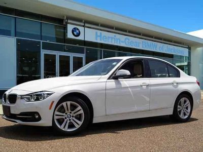 Used 2016 BMW 3 Series 4dr Sdn 328i RWD