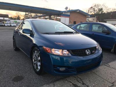 2009 Honda Civic Si (Dyno Blue Pearl)