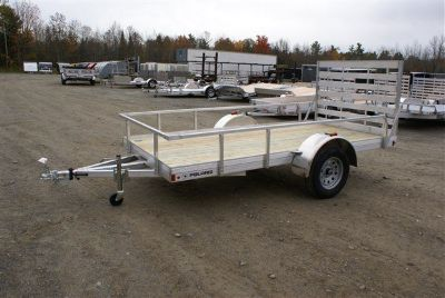 2018 Polaris Trailers PU5X10-RW Trailer - ATV Milford, NH
