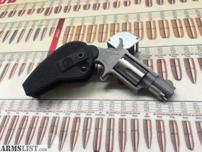 For Sale: New...North American Arms .22lr Mini Revolver w/ Folding Grip