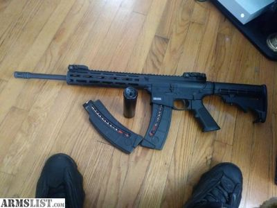 For Sale/Trade: Smith & Wesson M&P 15-22