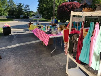 Aurora Garage Sale