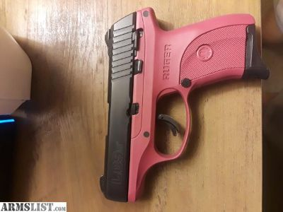 For Sale/Trade: Raspberry Ruger LC9S
