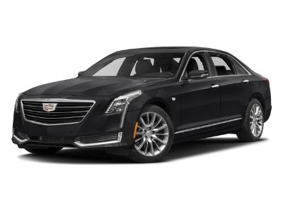 2017 Cadillac CT6 Sedan Luxury RWD (Moonstone Metallic)
