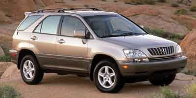 2002 Lexus RX 300 Base (Blue Vapor Metallic Blu)