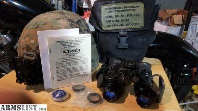 For Sale: AN/PVS-15 Night Vision Binoculars Gen 3