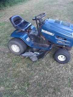 yard machine 20hp riding mower