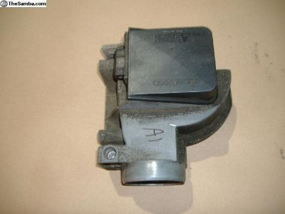 VW Vanagon air flow meter 2.1 86 - 91 yr 079