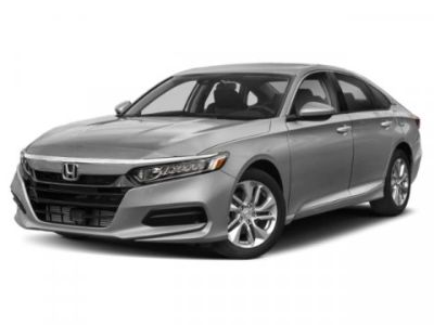 2019 Honda Accord LX (Modern Steel Metallic)