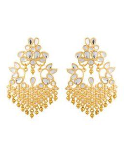 Buy Danglers Earrings - Silver, Gold Earrings for Women | Voylla