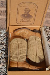 Chisholm Handcrafted Lizard Skin Cowboy Boots