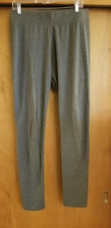 Real Comfort by Chadwick's Gray Leggings