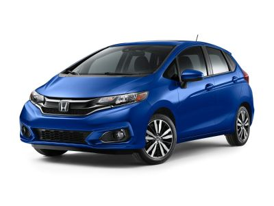 2019 Honda Fit EX-L (Modern Steel Metallic)