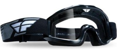 Find Fly Racing Black Focus Adult Helmet Goggles Dirt Bike MX motorcycle in Ashton, Illinois, US, for US $17.95