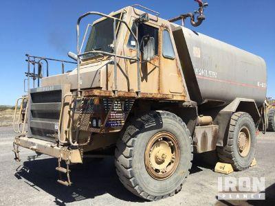 Cat 769C Water Truck