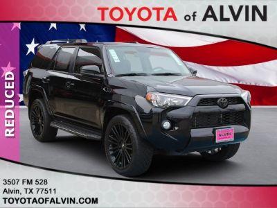 2019 Toyota 4Runner SR5 (Black)