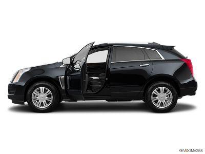 2015 Cadillac SRX LUXURY (BLACK)