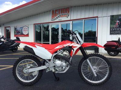 2019 Honda CRF250F Motorcycle Off Road Hudson, FL