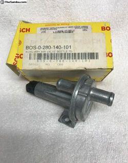 NOS Bosch auxiliary air valve - VW/Porsche 912e