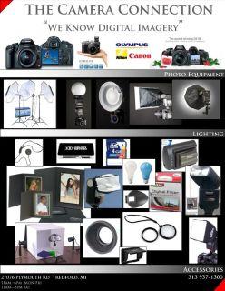 New & Used Camera Equipment