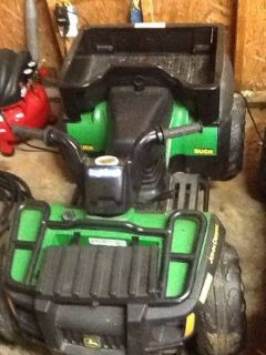 John Deere buck (needs battery)