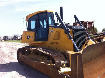 2010 John Deere Construction 850J