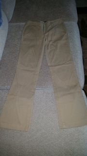 Aeropostale uniform pants girls size 00 S relaxed fit