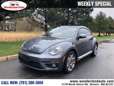 2014 Volkswagen Beetle TDI (Gray)