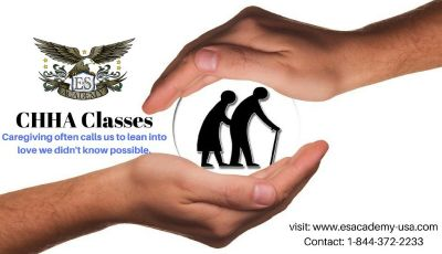Become a Certified Home  Health Aide at E&S