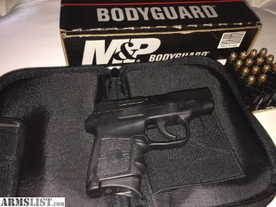 For Sale: BodyGuard 380 W/20 Defense Rounds