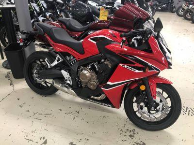 2018 Honda CBR650F ABS Sport Motorcycles Corona, CA